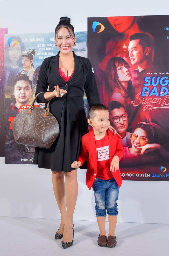 Đức Thịnh - Thanh Thuý cùng Nam Em - Lãnh Thanh dự họp báo ra mắt loạt dự án phim mới Ảnh 16