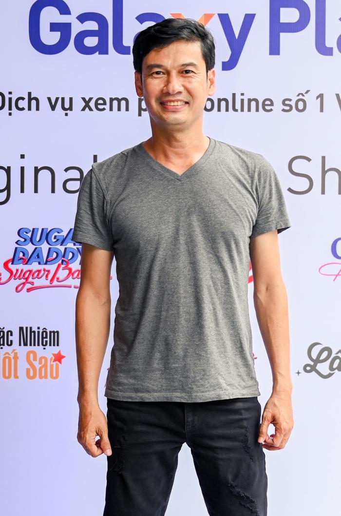 Đức Thịnh - Thanh Thuý cùng Nam Em - Lãnh Thanh dự họp báo ra mắt loạt dự án phim mới Ảnh 19
