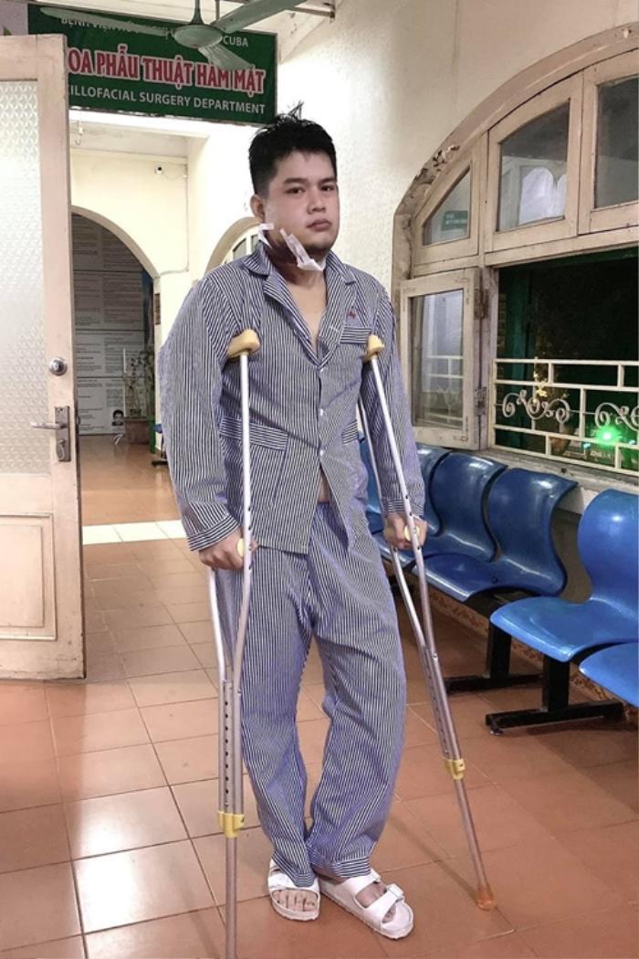 Duy Khánh kể về lần bị Long Chun 'truy nã', động viên lạc quan vượt qua bệnh hiểm nghèo Ảnh 4