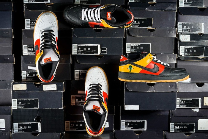 Choáng ngợp vì tủ giày sneaker lớn nhất thế giới hơn 6000 đôi Ảnh 3