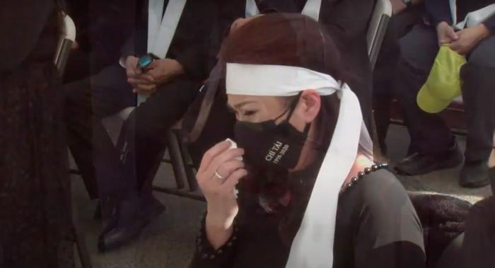Em gái tỷ phú của Cẩm Ly viếng tặng 50 ngàn đô la cho đám tang cố NS Chí Tài Ảnh 3