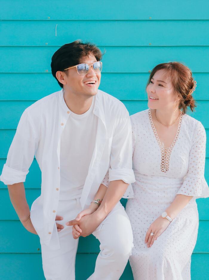 Loạt sao nam Việt lấy vợ hơn tuổi: Người là mối tình cô - trò, bà xã là doanh nhân giàu có Ảnh 1
