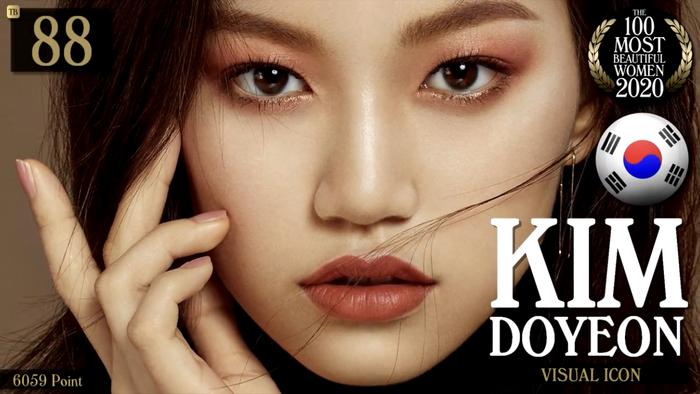 100 nữ nhân đẹp nhất thế giới 2020: Địch Lệ Nhiệt Ba là diễn viên Hoa ngữ duy nhất, Yoona đứng top 4 Ảnh 2