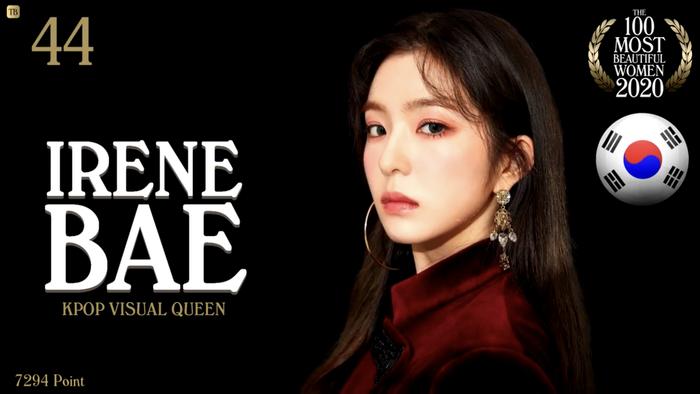 100 nữ nhân đẹp nhất thế giới 2020: Địch Lệ Nhiệt Ba là diễn viên Hoa ngữ duy nhất, Yoona đứng top 4 Ảnh 16