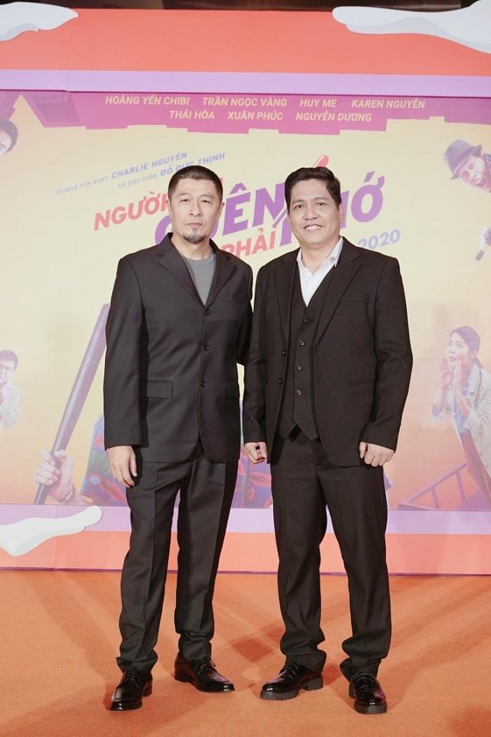 Cả showbiz dự ra mắt phim Người cần quên phải nhớ của Hoàng Yến Chibi : Cả Đường Băng, Ngạn và Hà Lan Ảnh 4
