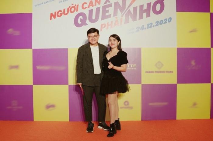 Cả showbiz dự ra mắt phim Người cần quên phải nhớ của Hoàng Yến Chibi : Cả Đường Băng, Ngạn và Hà Lan Ảnh 13