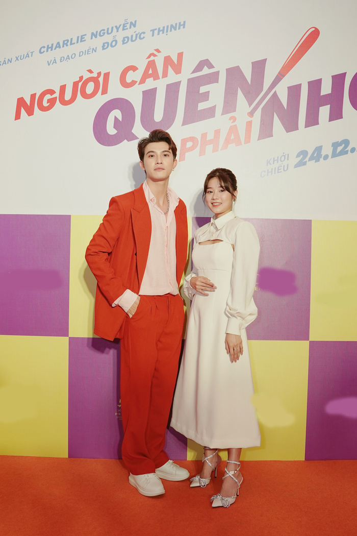 Cả showbiz dự ra mắt phim Người cần quên phải nhớ của Hoàng Yến Chibi : Cả Đường Băng, Ngạn và Hà Lan Ảnh 2