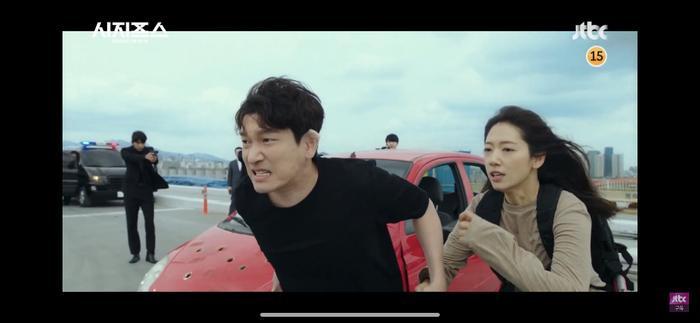 Phim 'Sisyphus: The Myth' tung teaser hoành tráng, Park Shin Hye 'ngầu lòi' chiến đấu như chiến binh Ảnh 13