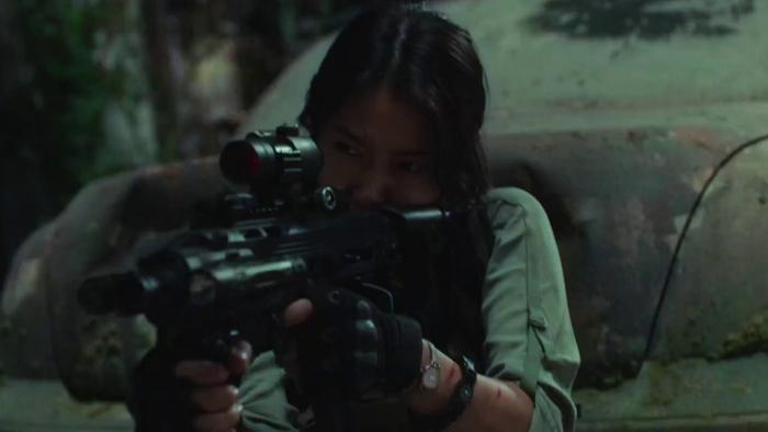 Phim 'Sisyphus: The Myth' tung teaser hoành tráng, Park Shin Hye 'ngầu lòi' chiến đấu như chiến binh Ảnh 29