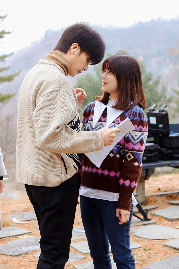 Hoàng Yến Chibi: 'Đóng Siêu sao mờ ám, khó khăn nhất là kết đôi với nam chính Sung Hoon' Ảnh 11