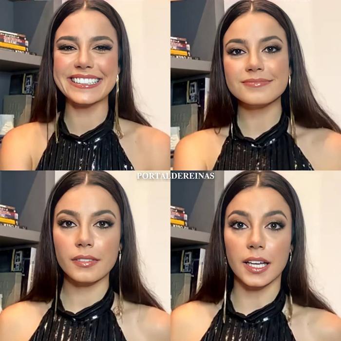 Đối thủ Khánh Vân bị nghi kéo cằm, gọt xương quai hàm, nhuộm da để chinh chiến Miss Universe 2020 Ảnh 11
