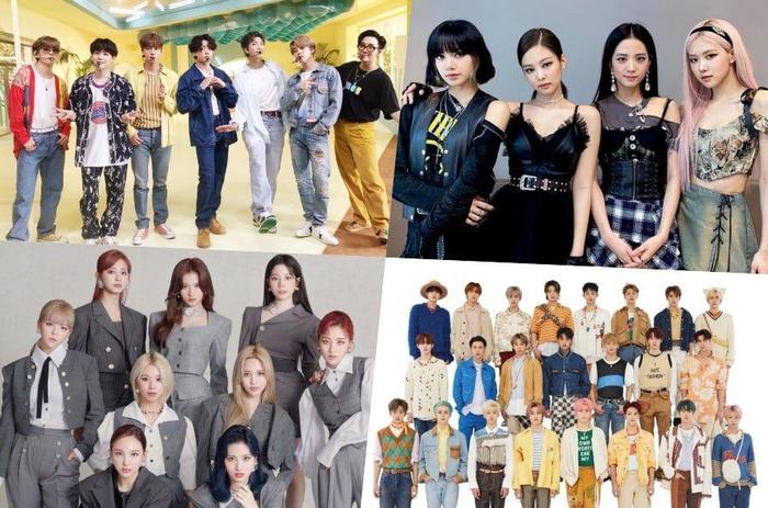 Kpop 'ầm ầm' trên BXH World Album: BlackPink lấy lại vị trí đã mất từ Twice, NCT có thêm trợ thủ Ảnh 1