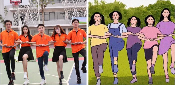 Những 'hot trend' làm dậy sóng giới học đường trong năm 2020 Ảnh 20