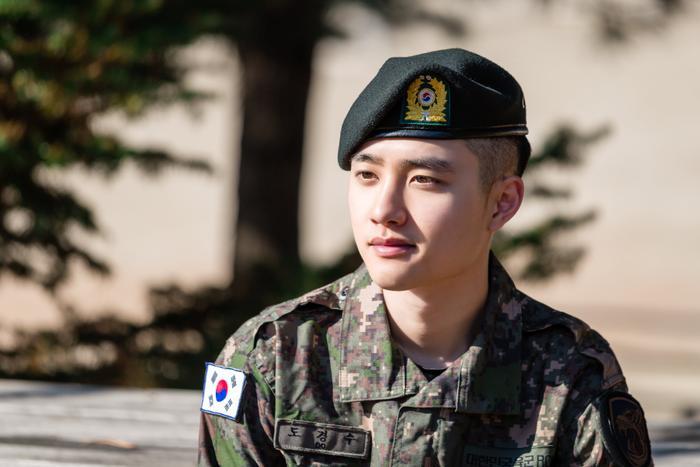 SM xác nhận D.O (EXO) xuất ngũ ngay đầu 2021: Sớm trở lại đường đua Kpop? Ảnh 1