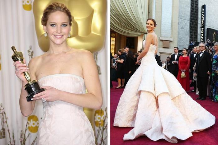 14 chiếc váy thảm đỏ huyền thoại đi vào lịch sử lễ trao giải Oscar Ảnh 1
