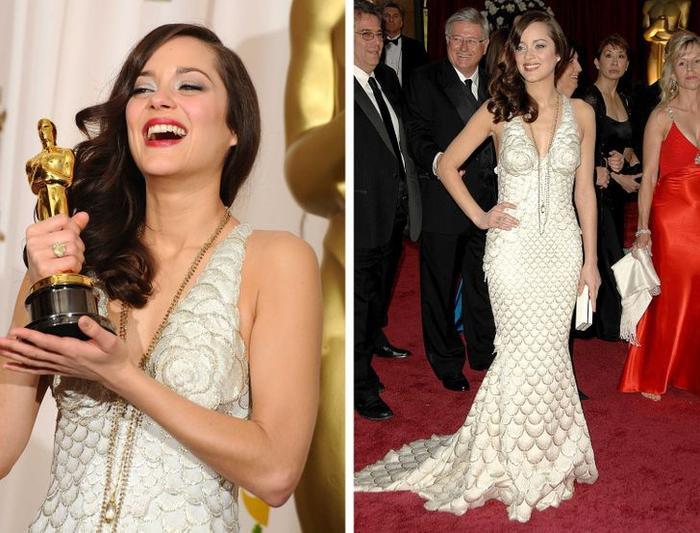 14 chiếc váy thảm đỏ huyền thoại đi vào lịch sử lễ trao giải Oscar Ảnh 3