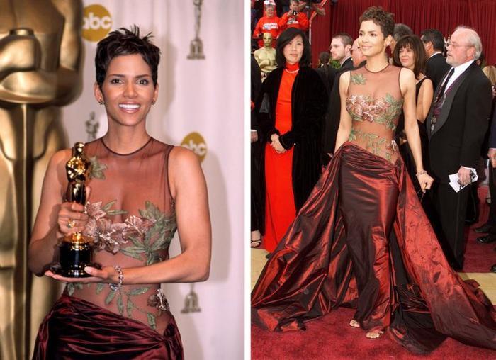 14 chiếc váy thảm đỏ huyền thoại đi vào lịch sử lễ trao giải Oscar Ảnh 4