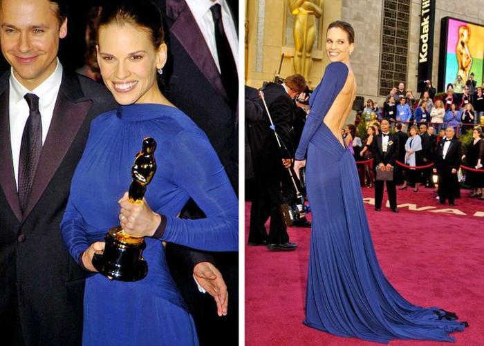 14 chiếc váy thảm đỏ huyền thoại đi vào lịch sử lễ trao giải Oscar Ảnh 9