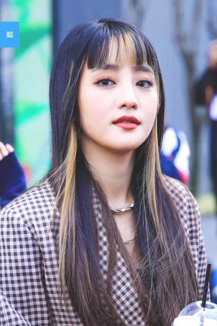 Những xu hướng nhuộm tóc nổi tiếng được idol Kpop lăng xê trong năm 2020 Ảnh 5