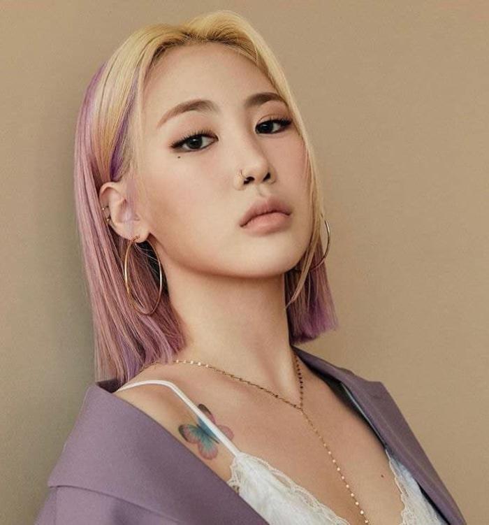 Những xu hướng nhuộm tóc nổi tiếng được idol Kpop lăng xê trong năm 2020 Ảnh 3