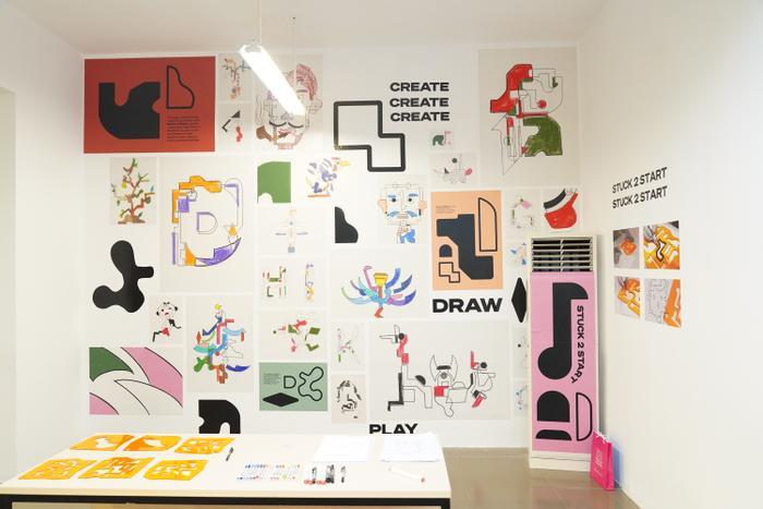 Chiêm ngưỡng những tác phẩm cực sáng tạo và độc đáo của sinh viên ngành Thiết kế Đồ họa Ảnh 5