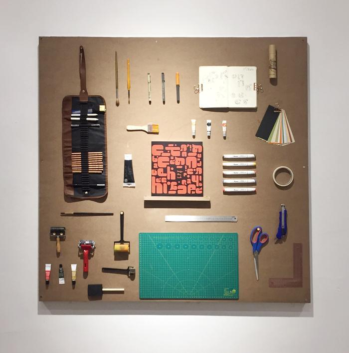 Chiêm ngưỡng những tác phẩm cực sáng tạo và độc đáo của sinh viên ngành Thiết kế Đồ họa Ảnh 13