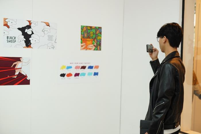 Chiêm ngưỡng những tác phẩm cực sáng tạo và độc đáo của sinh viên ngành Thiết kế Đồ họa Ảnh 18
