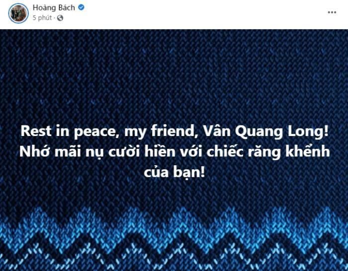 Tuấn Hưng, Lâm Khánh Chi bàng hoàng tiễn Vân Quang Long, Cát Tường nức nở: 'Sao đột quỵ hoài vậy' Ảnh 8
