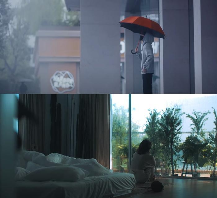 Lời yêu trong mưa - Có tiếng yêu thương khẽ rơi vào một ngày mưa
