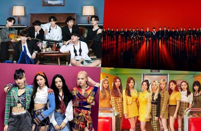 Kpop 'cực căng' trên BXH World Album: BlackPink lại mất No.2, Twice chao đảo, tân binh ENHYPEN tham trận Ảnh 1