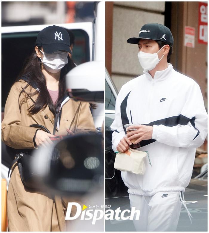 Dispatch tung ảnh hẹn hò Hyun Bin - Son Ye Jin Ảnh 3
