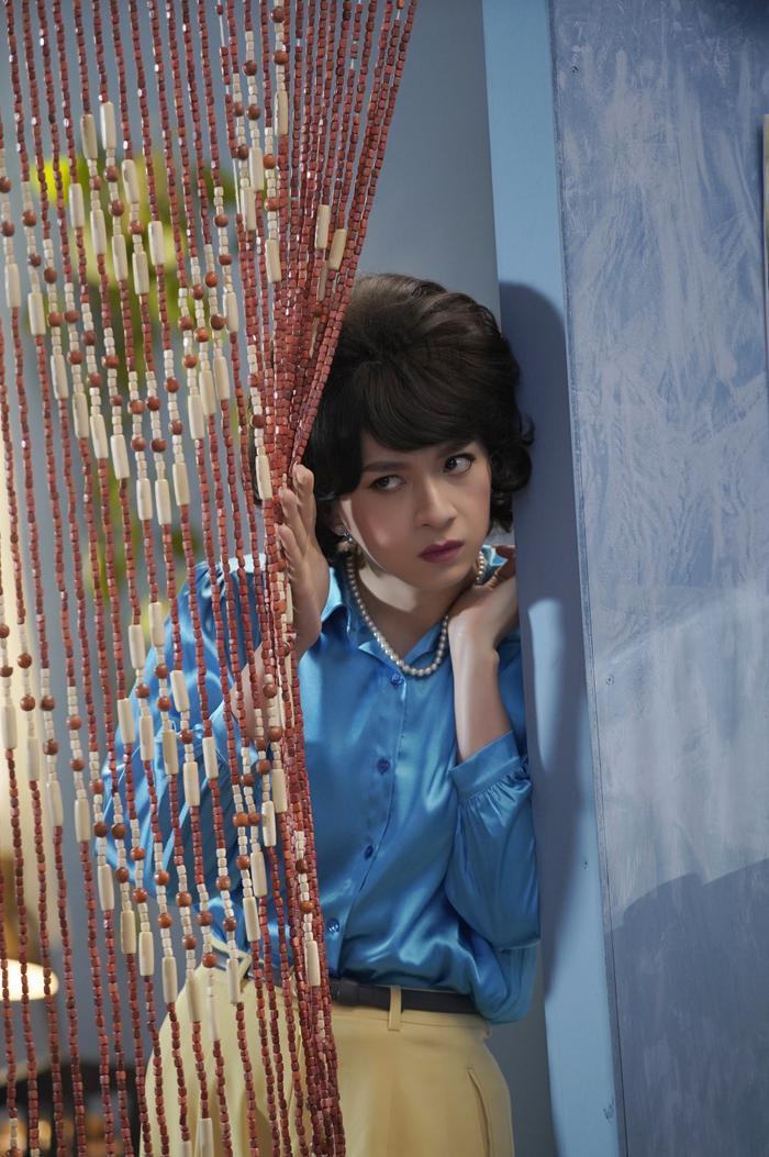 Ngọc Trinh xuất hiện với nét diễn 'không hề giả trân' trong phim 'Em' là của em Ảnh 2