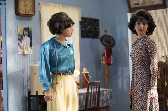 Ngọc Trinh xuất hiện với nét diễn 'không hề giả trân' trong phim 'Em' là của em Ảnh 8
