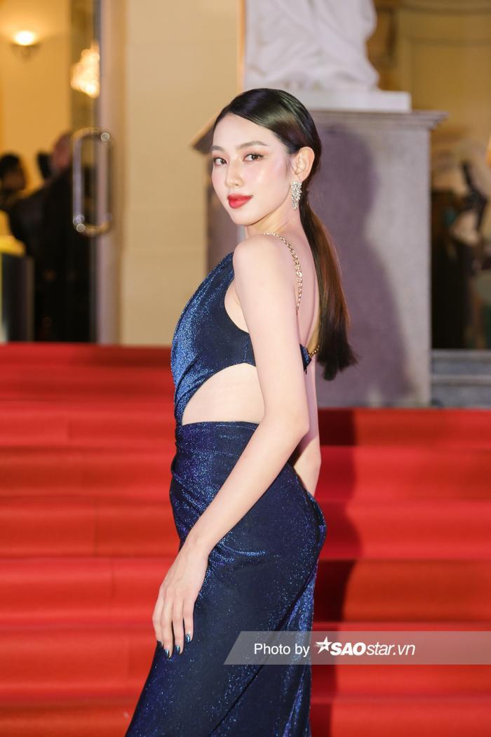 Thảm đỏ 'Ngôi sao xanh 2020': Chi Pu đọ sắc LONA cùng dàn Hoa hậu đẹp ngút ngàn của Việt Nam Ảnh 65