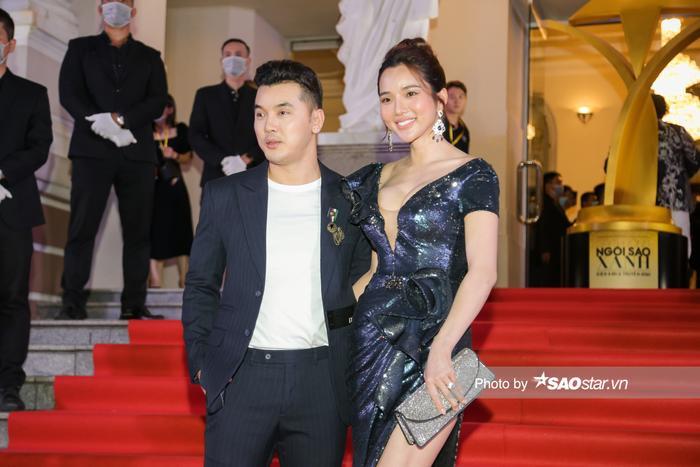 Thảm đỏ 'Ngôi sao xanh 2020': Chi Pu đọ sắc LONA cùng dàn Hoa hậu đẹp ngút ngàn của Việt Nam Ảnh 28