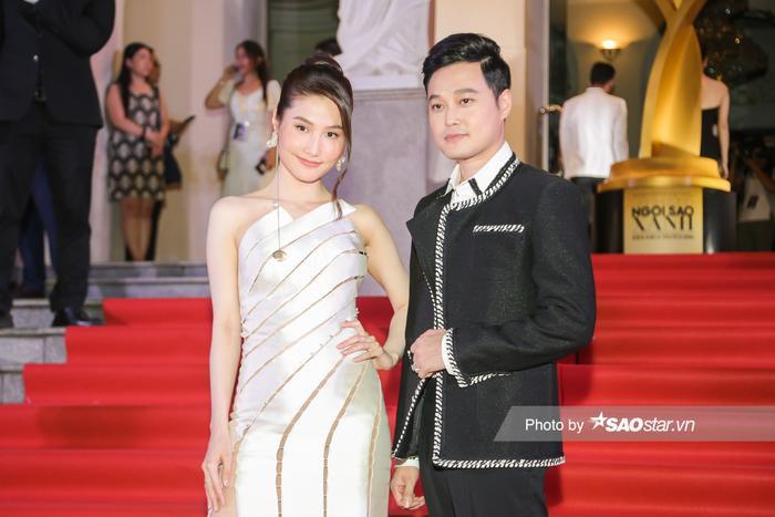 Thảm đỏ 'Ngôi sao xanh 2020': Chi Pu đọ sắc LONA cùng dàn Hoa hậu đẹp ngút ngàn của Việt Nam Ảnh 42