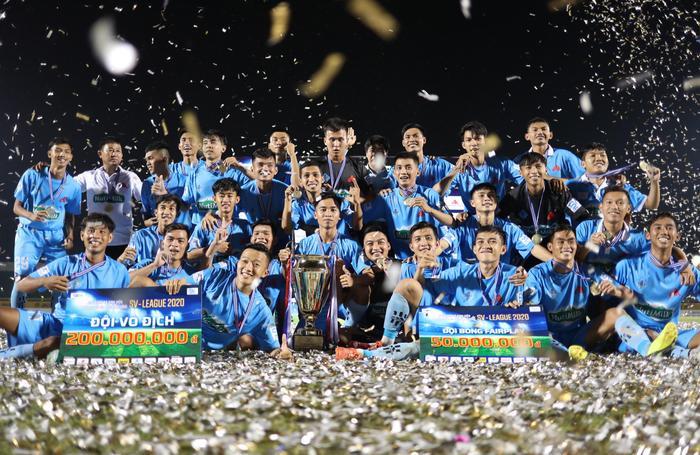 Bầu Hải thưởng cho nhà vô địch SV-League 2020 hơn 300 triệu Ảnh 1