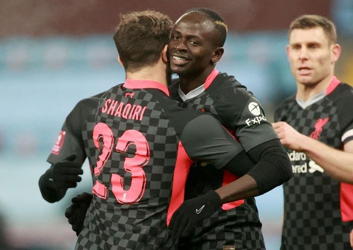 FA Cup: Liverpool vùi dập đội hình trẻ của Aston Villa Ảnh 1