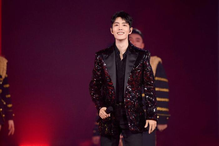 Tiêu Chiến giành giải nam diễn viên Trung Quốc được yêu thích nhất 2020 Ảnh 4
