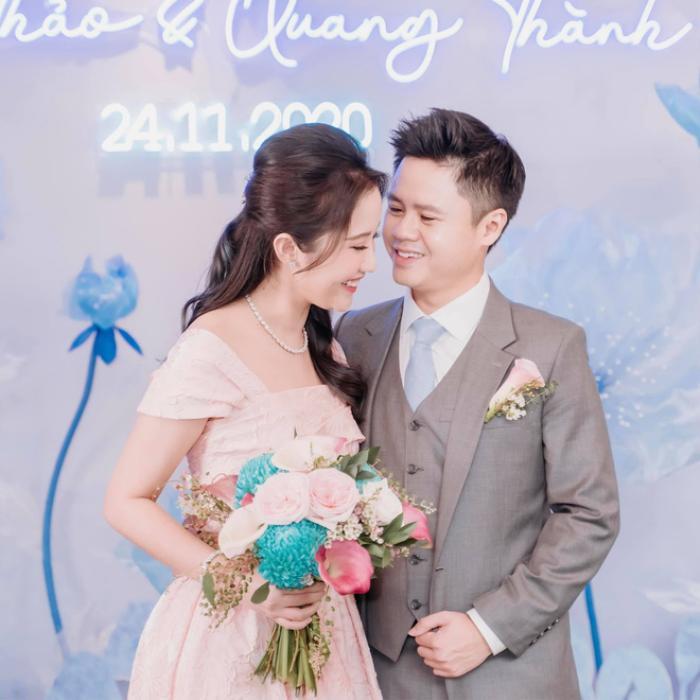 Khách mời hé lộ thiệp cưới của Primmy Trương và Phan Thành, ngày vui đã cận kề mà chính chủ vẫn im lặng Ảnh 5