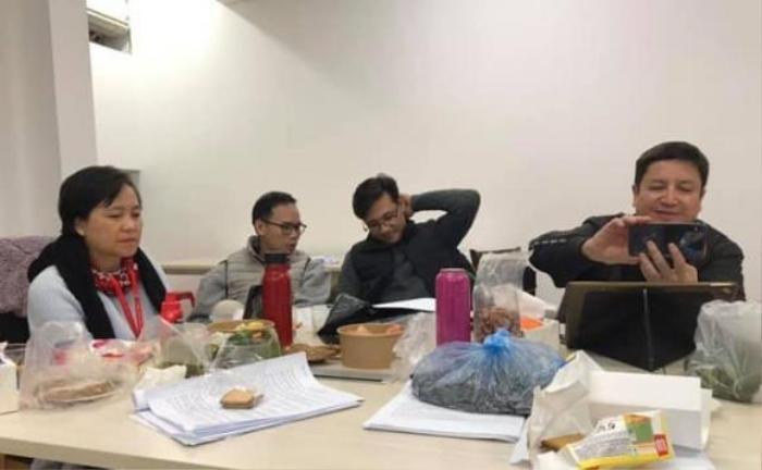 Xôn xao thông tin nghệ sĩ Quốc Khánh không đóng vai Ngọc Hoàng trong Táo Quân 2021 Ảnh 3