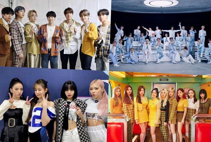 Mặt trận Kpop tại BXH World Album: BTS vẫn tung hoành, BlackPink khó lấy lại No.2, TXT vào top nguy hiểm