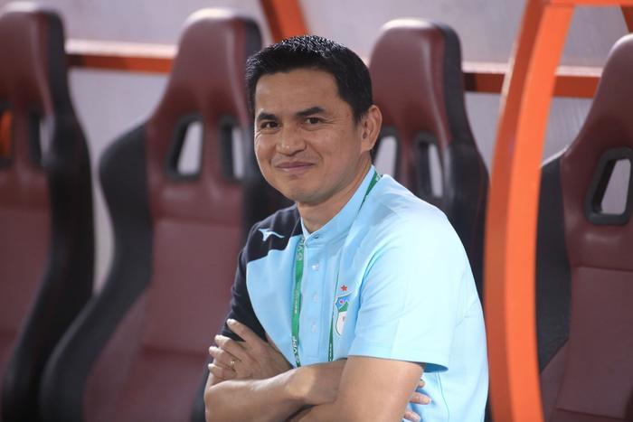 Nụ cười nhạt của Kiatisak trong ngày HAGL 'đen đủi' thua Sài Gòn FC Ảnh 1