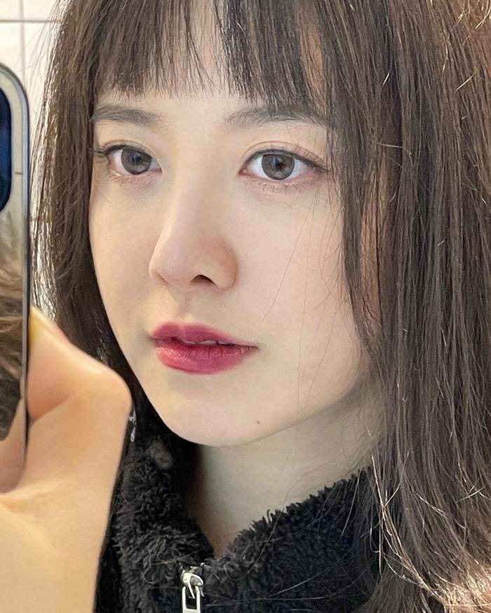 Goo Hye Sun tự khen mình đẹp, Knet: 'Sửa lại cái nết mới đẹp được' Ảnh 1
