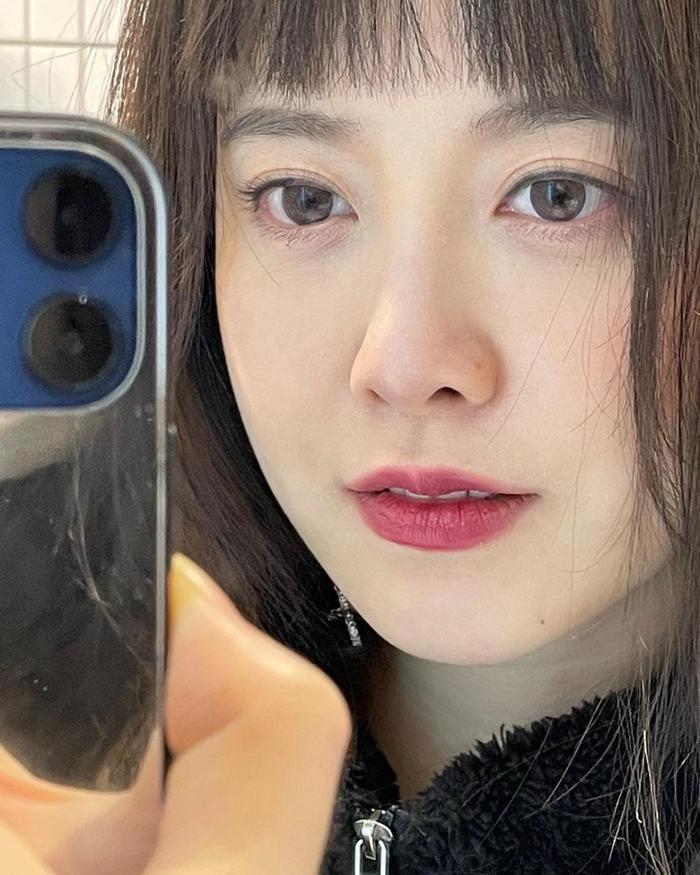 Goo Hye Sun tự khen mình đẹp, Knet: 'Sửa lại cái nết mới đẹp được' Ảnh 3