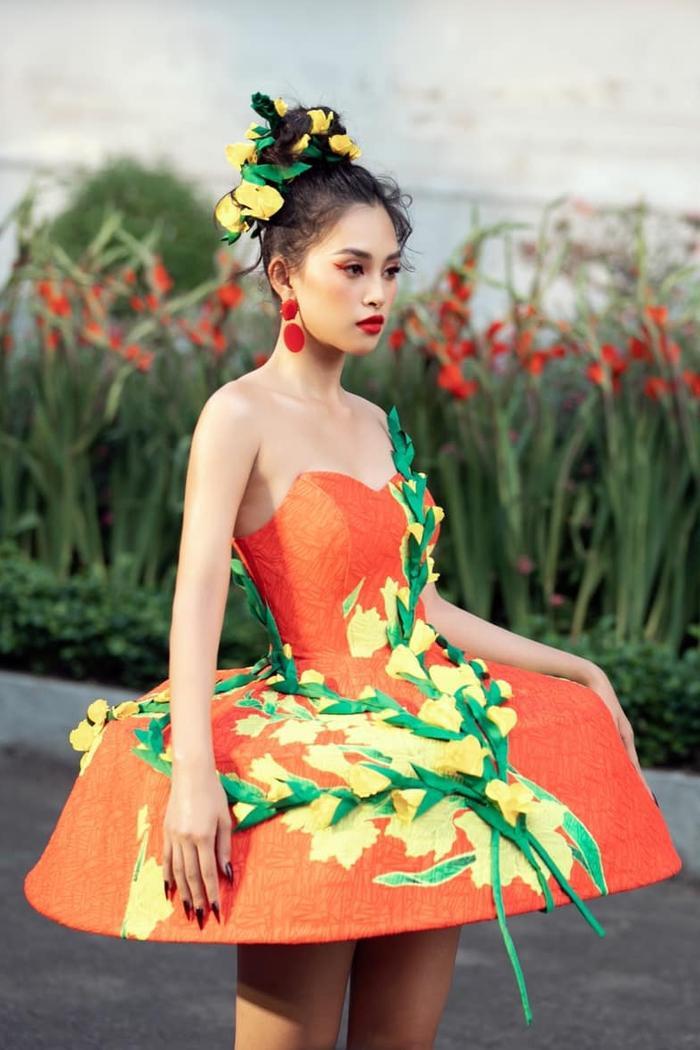 Mỹ nhân đắt show Vedette nhất năm 2020: Minh Tú - Hoàng Thùy - Lan Khuê, ai hot hơn ai? Ảnh 21