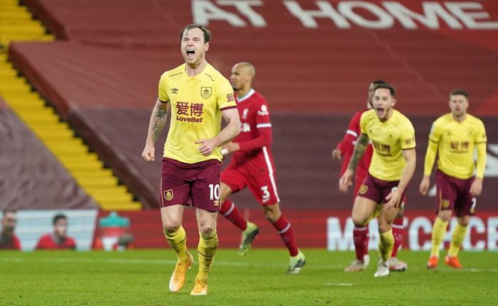 Liverpool thua đau Burnley, lún sâu vào khủng hoảng Ảnh 3