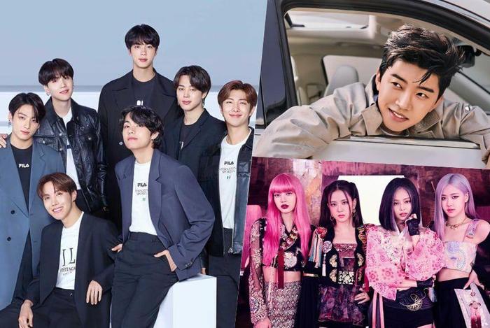 BXH thương hiệu ca sĩ Kpop tháng 1/2021: BTS, BlackPink lẫn (G)I-DLE đều tăng điểm, No.1 sẽ thuộc về ai? Ảnh 1