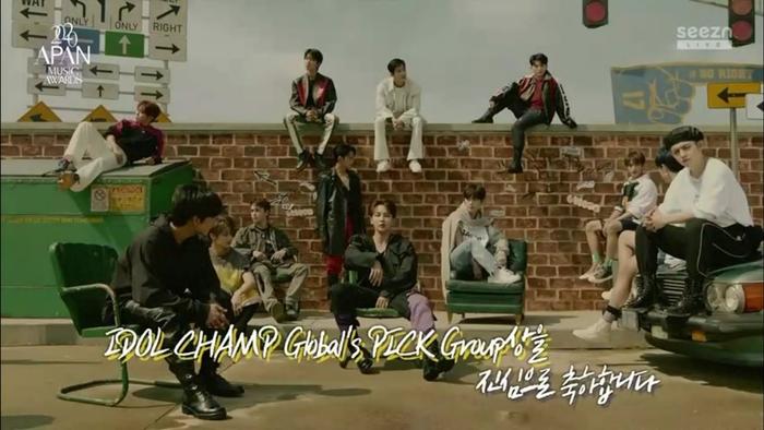APAN Music Awards 2020: Daesang dễ đoán, Kang Daniel thắng đậm, BlackPink 'vuột tay' những giải lớn Ảnh 27