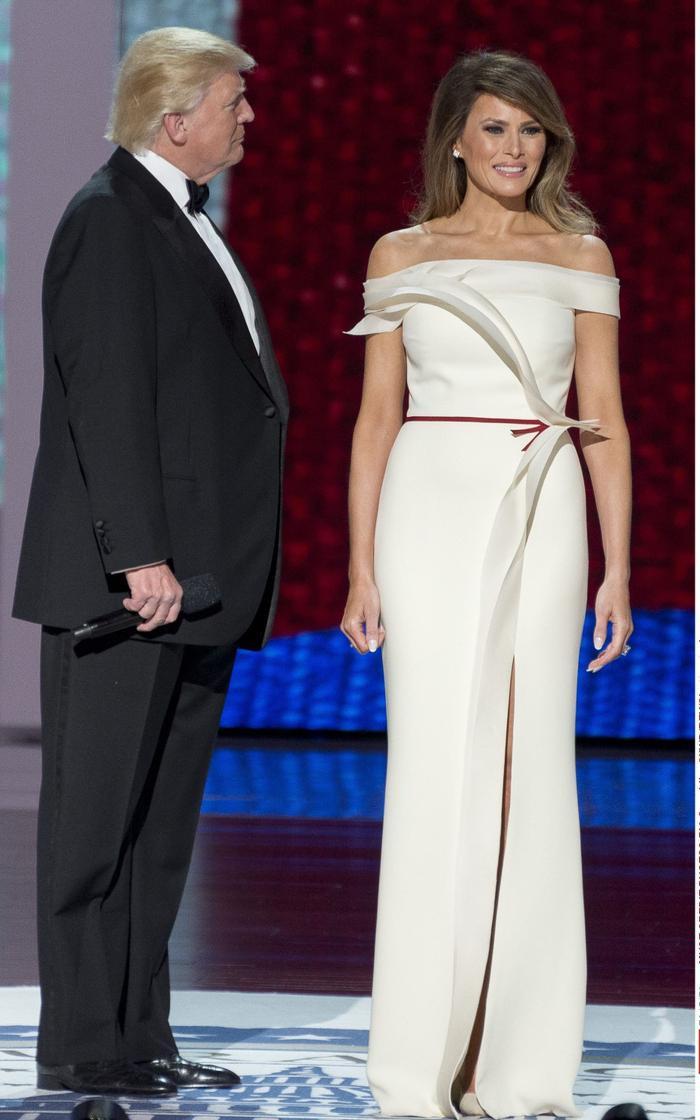 Thời trang thanh lịch của các Đệ nhất Phu nhân Mỹ trong lễ nhậm chức qua từng nhiệm kỳ Ảnh 8